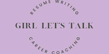Resume ReVamp  & LinkedIn Update & Strategy Consult biglietti