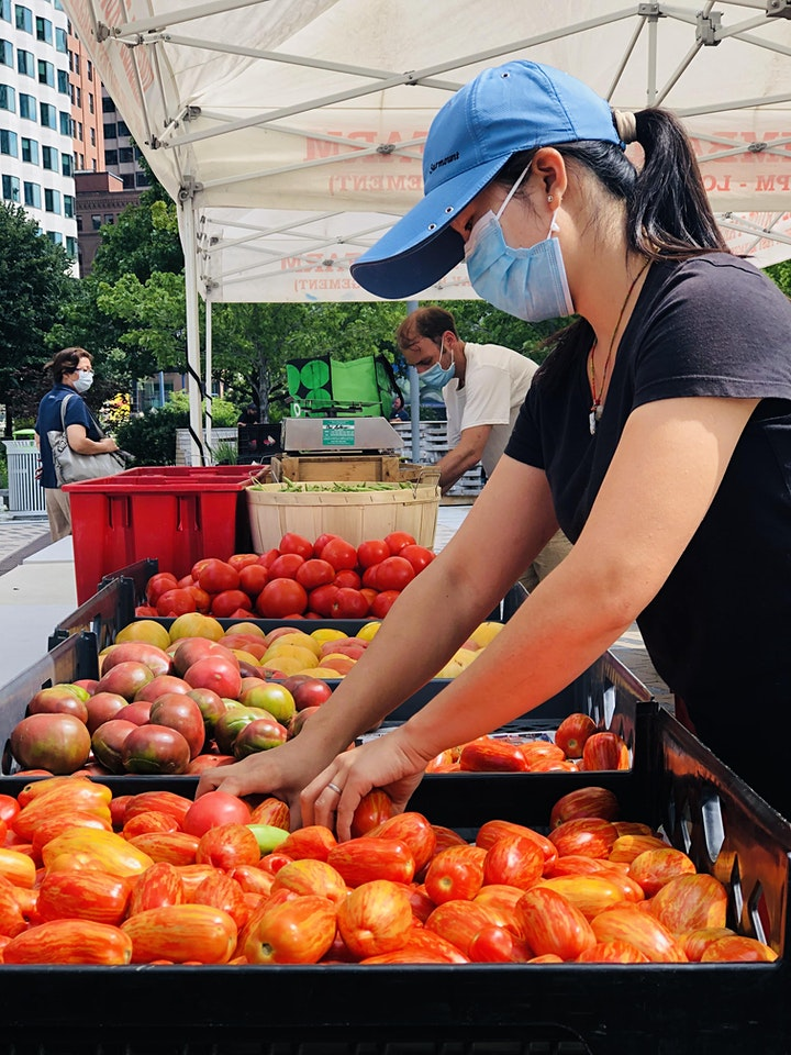 Dewey Square Farmers Market image