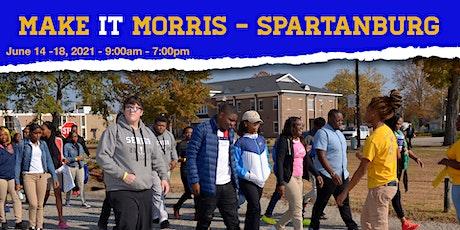 Make It Morris - Spartanburg, SC tickets