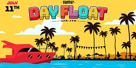 Day Float : Boat Party House - Deep House -Techno tickets
