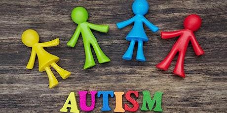 Post Diagnosis Autism Workshop tickets