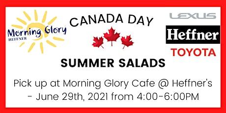 Canada Day Summer Salads tickets