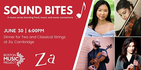 BMP Sound Bites: Pizza and Strings tickets