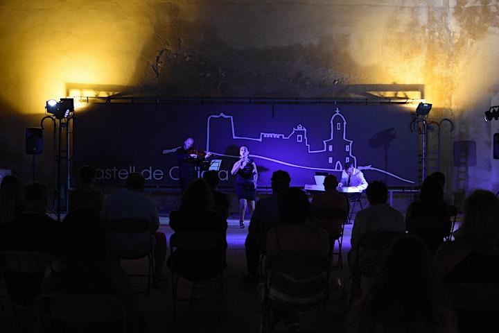 Imagen de TANGO en el CASTILLO de Cullera