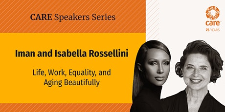 CARE Speakers Series tickets