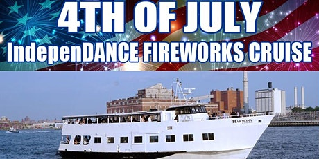 4th of July IndepenDANCE Fireworks Cruise tickets