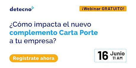 ¿Cómo impacta el nuevo complemento Carta Porte a tu empresa? boletos