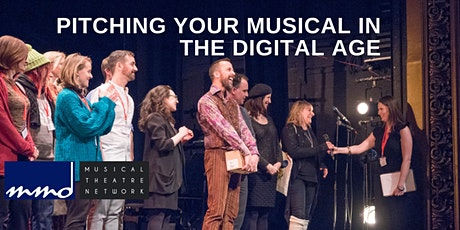 Pitching Your Musical in the Digital Age - Part 1 : Preparation & Creation Tickets