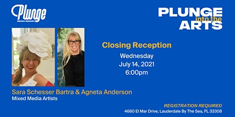 Plunge Into The Arts Closing Reception tickets