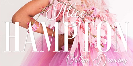 ALICE HAMPTON - ONLINE DRAWING - BONUS SESSION tickets