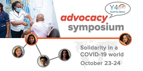 Advocacy symposium: Solidarity in a COVID-19 world tickets