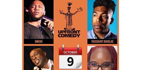 Upfront Comedy tickets