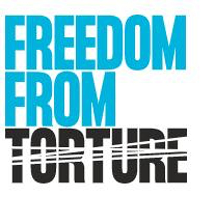 Walk with us for we cannot walk alone  (Freedom from  Torture) image