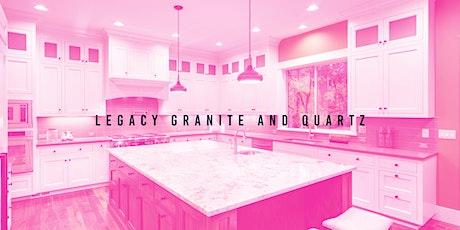 Serve Legacy Granite and Quartz tickets