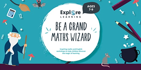 Be A Grand Maths Wizard! tickets
