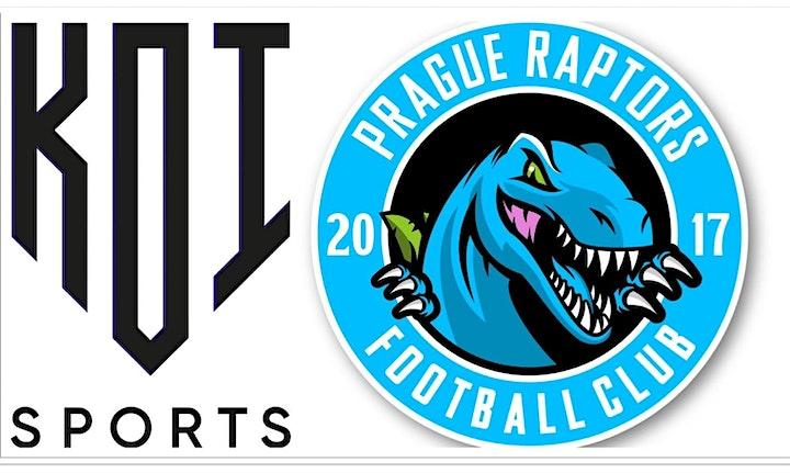 Prague Raptors FC; International Business Group (Launching August 2021) image