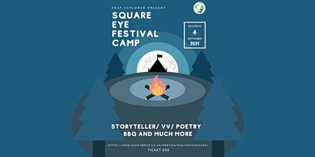 Square Eye Festival Camp tickets