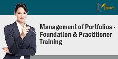 MOP - Foundation & Practitioner 3 Days Training in Puebla boletos
