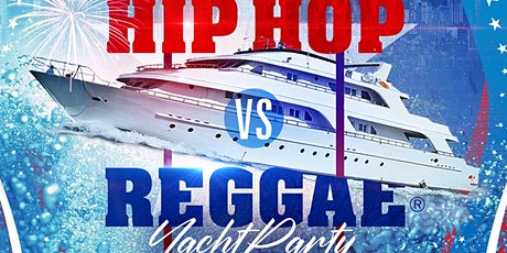 NYC LDW Hip Hop vs Reggae® Sunset Cruise Skyport Marina Jewel Yacht tickets