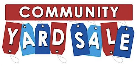 Bradford Woods Condos Community Yard Sale tickets