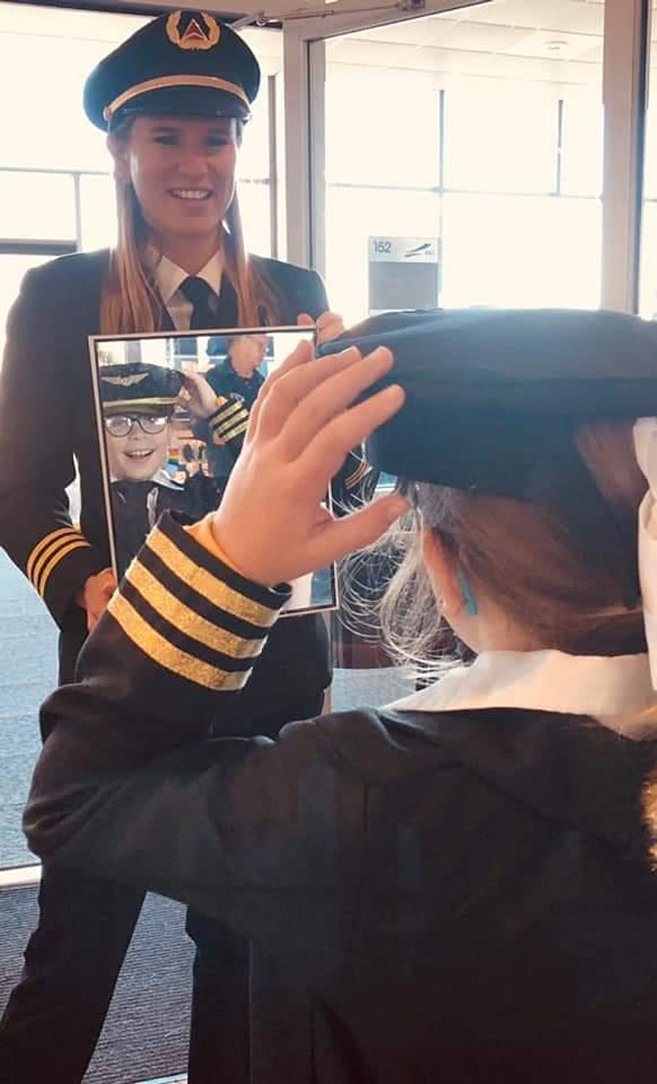 Girls in Aviation Day CLE image