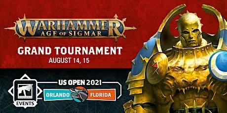 Warhammer US Open Series 2021: Age of Sigmar –  Orlando, FL tickets