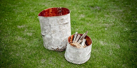 Birch Bark Container Workshop with Dr James Dilley (adults) tickets