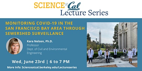 Monitoring COVID-19 in the  SF Bay Area through Sewershed Surveillance tickets