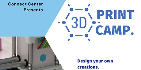 3D Printing Camp tickets