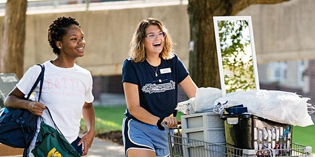 Residential Freshmen - Wednesday August 25th Move-in Registration tickets