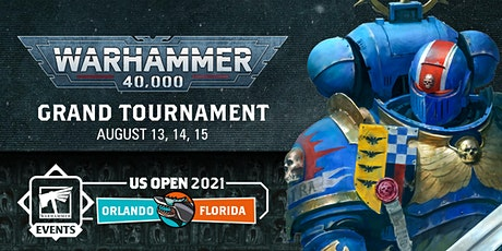 Warhammer US Open Series 2021: Warhammer 40,000 –  Orlando, FL tickets