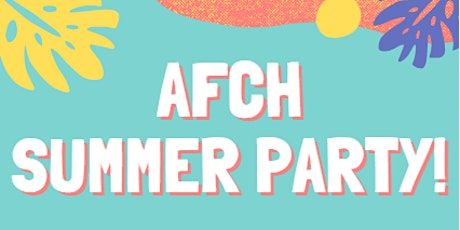 AFCH Surgical Services Summer Party tickets