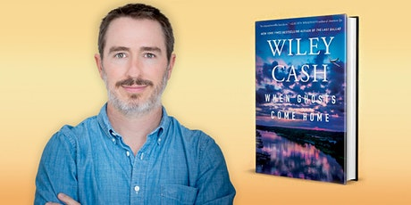 Wiley Cash   When Ghosts Come Home (virtual) tickets