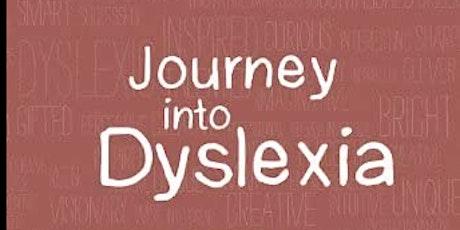 "Dyslexia Video Delight - ""Journey Into Dyslexia"" tickets"