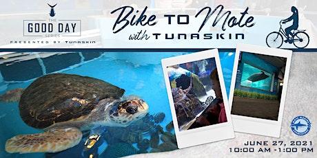 Bike with Tunaskin to Mote Marine Laboratory & Aquarium! tickets