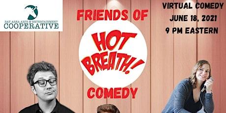 Comedy Showcase Fundraiser - Beau Johnson Hosts tickets