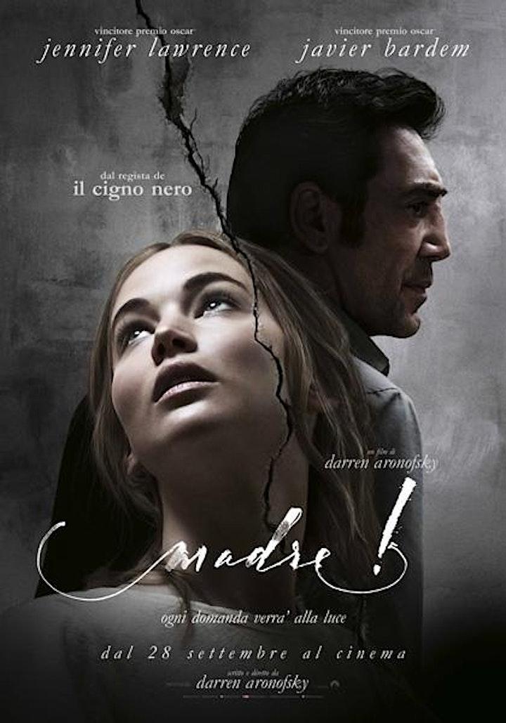 """Immagine Rassegna Cinematografica """"La Cura"""":  Madre!"""