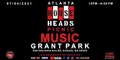 ATLANTA HOUSE HEADS PICNIC tickets