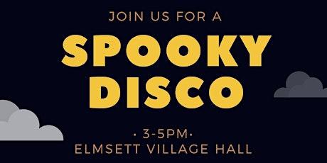 Spooky Disco tickets