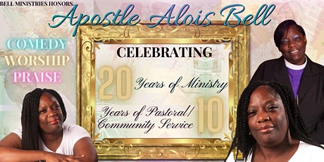 Bell's Ministry Honors Celebrating 20 Years of Service tickets