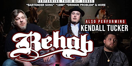 Rehab live at Oxford Downs tickets
