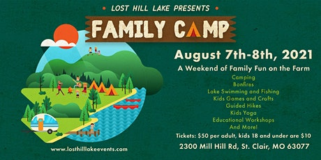Family Camp - A Weekend Of Family Fun On The Farm tickets