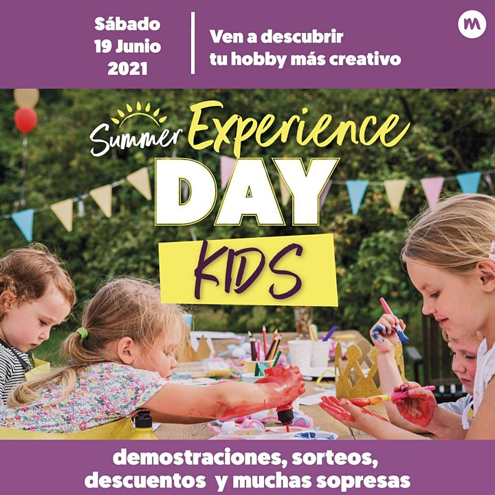 Imagen de Summer Experience Day Kids - Disfruta con tu peque en Milbby- Zaragoza