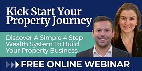 Property Investing Kick Start: FREE Online Property Investment Training tickets