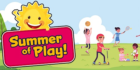 Summer of Play - Play Swimming Sessions - Tullos Pool (5-17 Year Olds) tickets