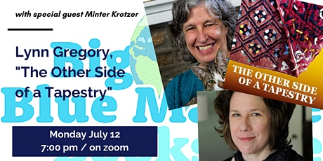 """Lynn Gregory, """"The Other Side of a Tapestry"""" Book Launch tickets"""