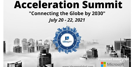 Ideagen's Acceleration Summit Series - Connecting the Globe by 2030 tickets