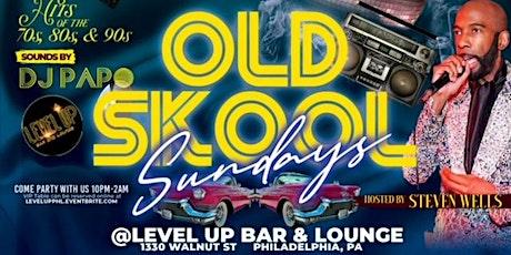 Old Skool Sundays tickets