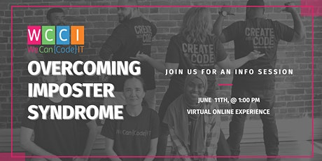 """Overcoming """"Imposter Syndrome"""" tickets"""