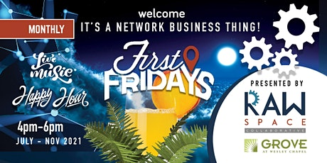 First Fridays @Raw Space Collaborative™ tickets